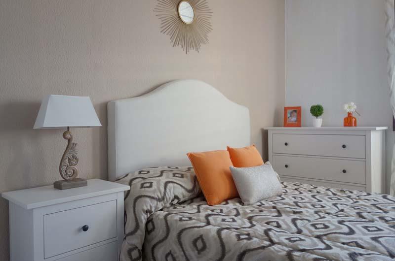 dormitorio romantico Zaragoza