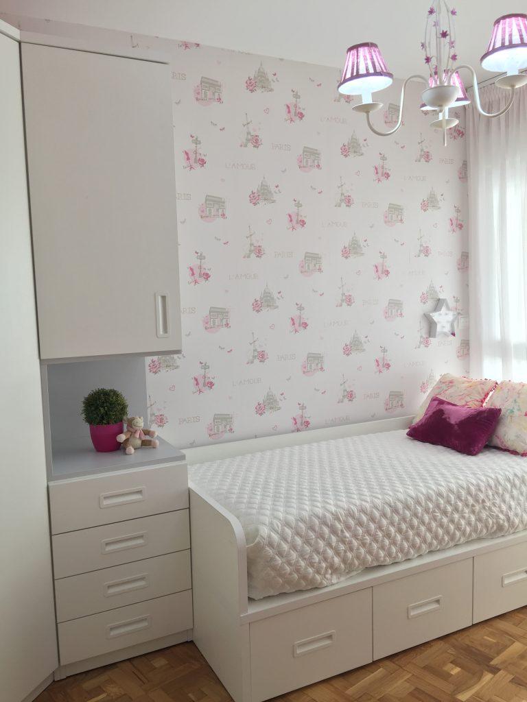 Revista casa diez publica el dormitorio infantil rosa - Casa diez dormitorios ...